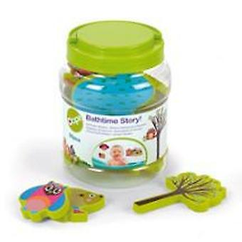 Oops Bathtime Story Forest Softy Toys