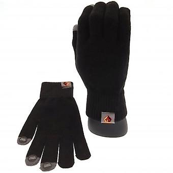 Watford Knitted Gloves Adults