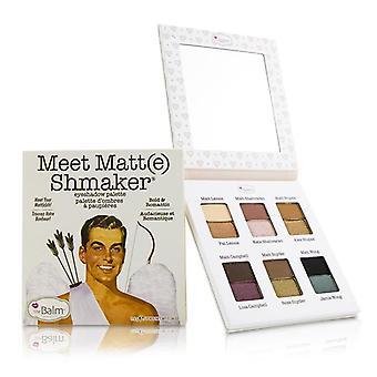Thebalm Meet Matt(e) Shmaker Eyeshadow Palette - 9.6g/0.34oz