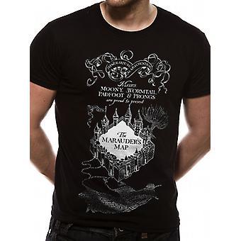 Harry Potter-Marauders Karte T-Shirt