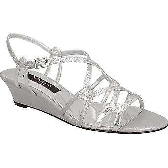 Nina Womens Foley-YG Open Toe Casual Ankle Strap Sandals