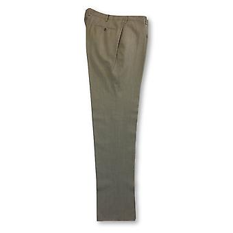 Pantaloni Torino PT01 easy fit stretch trousers in beige