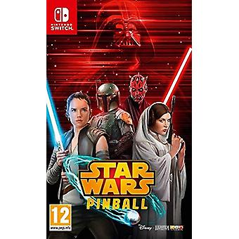 Star Wars Pinball Nintendo switch spil