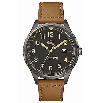 Lacoste 2011021 Men's Continental Black Case Wristwatch