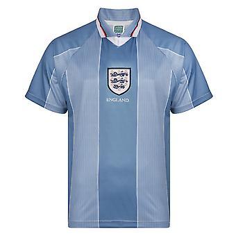England FA Adults Unisex 1996 Euro Championship Retro Shirt