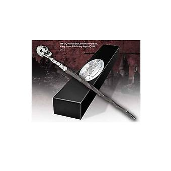 Death Eater Skull Character Wand Prop Replica from Harry Potter