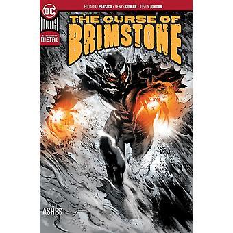 Curse Of Brimstone Vol. 2 Ashes by Justin Jordan