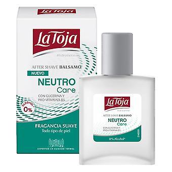 Na scheren balsem Neutro zorg La Toja (100 ml)