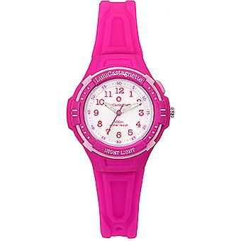 Watch LuluCastagnette Surfin Lulu 38821 - Rose round