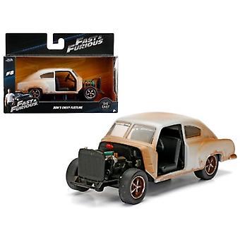 Dom'apos;s Chevrolet Fleetline Fast and Furious F8 'The Fate of the FuriousMD Movie 1/32 Diecast Model Car par Jada