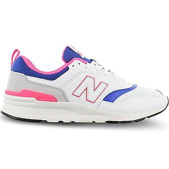 New Balance Classics CM997HAJ Herren Schuhe Weiß Sneaker Sportschuhe