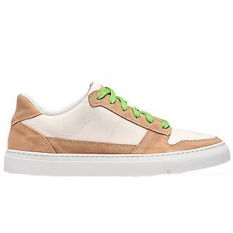 Brenta Beige Wildleder Low Sneakers