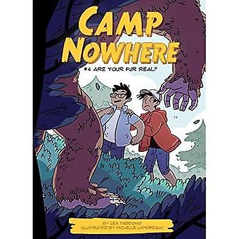 Are You Fur Real (Camp Nowhere)