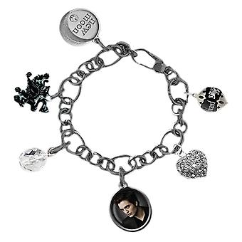 Twilight New Moon Korut Paksu Charm Rannekoru (Edward)