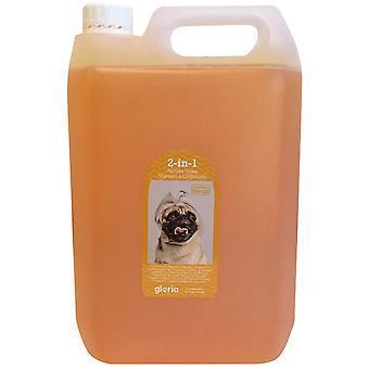Gloria Pets Shampoo ja hoitoaine. Manuka hunaja