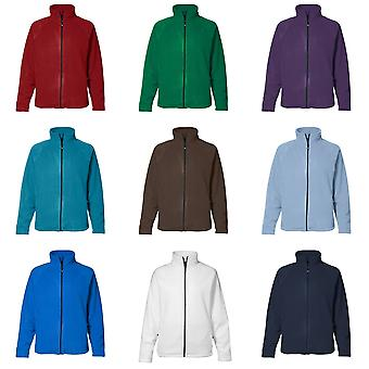 ID Womens/Ladies Full Zip Regular Fitting Microfleece Jacket