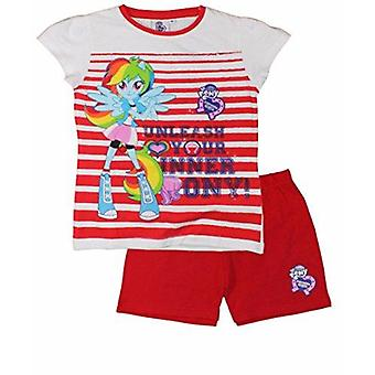 My little pony equestria girls pyjama set