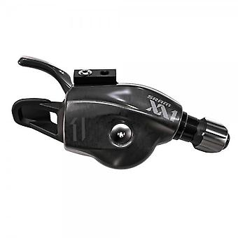 SRAM Shifters - Xx1 Shifter - Trigger 11 Speed Rear W Discrete Clamp Black