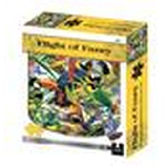 Flight of Fancy Kidicraft 2D Puzzles Howard Robinson Series 500 Pieces