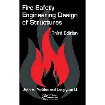 Brann Safety engineering design av strukturer av Purkiss & John A.