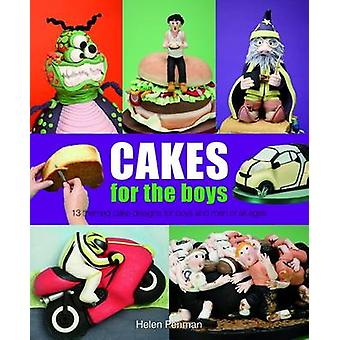 Cakes for the Boys - 13 Themed Cake Designs for Boys and Men of All Ag