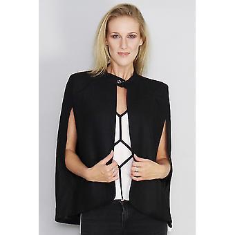 Valentina structured cape