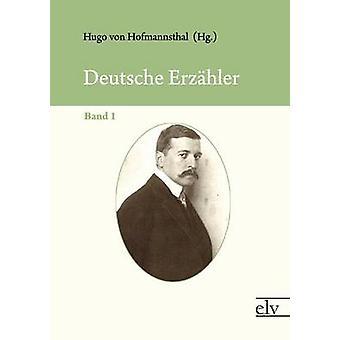 Deutsche Erz Hler by Hofmannsthal & Hugo Von