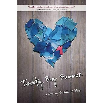 Twenty Boy Summer by Ockler & Sarah