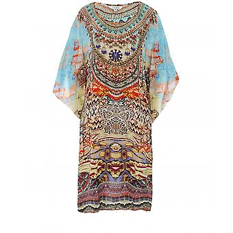 Inoa Arizona Short Silk Kaftan