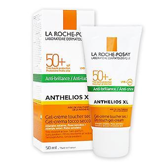 Aurinkosuoja geeli Anthelios Kuiva Touch La Roche Posay Spf 50 (50 ml)