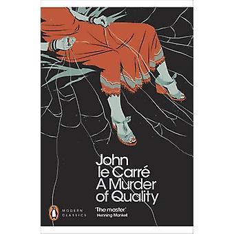 Um assassinato de qualidade por John Le Carre - 9780141196374 livro