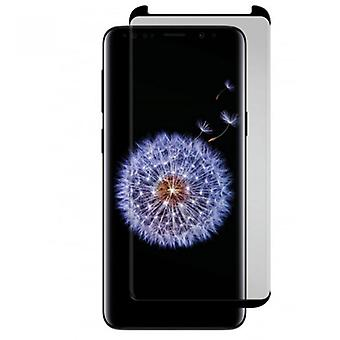 SAMSUNG GALAXY S9 PLUS GADGET GUARD BLACK ICE CORNICE CURVED EDITION TEMPERED GLASS