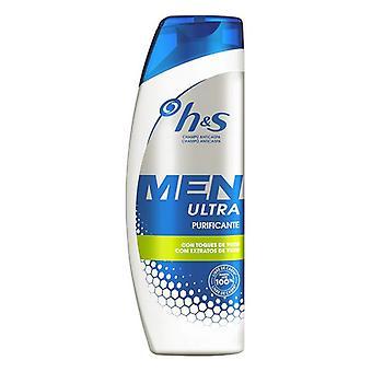 Purifying Shampoo H&s Men Ultra Head & Shoulders (600 ml)