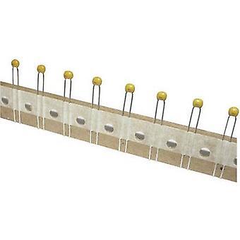 TANCAP CC4-0805N821J101A1T Keramische condensator THT 820 pF 100 V 5 % (W x H) 4,2 mm x 25 mm 1 pc(s)