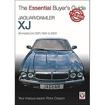 Jaguar/Daimler XJ 1994-2003 - The Essential Buyer's Guide van Peter Cre