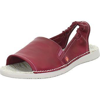 Softinos TEE430SOF P900430002REDWASHED universal summer women shoes