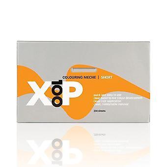 XP100 Colouring Meche - Kort