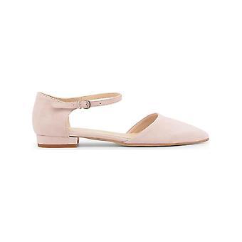 Tillverkad i Italia - Skor - Ballerinas - BACIAMI-NUDE - Damer - Rosa - 39