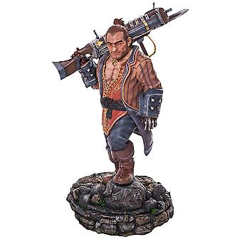 Dragon Age Inquisition Varric 1:4 Scale Statue