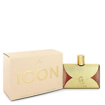 Aigner Icon Eau De Parfum Spray By Aigner 3.4 oz Eau De Parfum Spray
