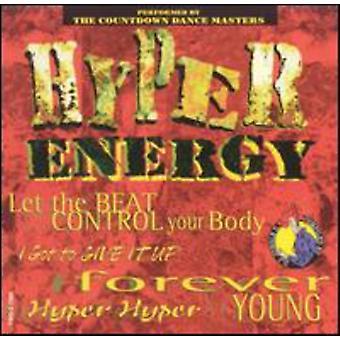 Hyper Energy - Hyper Energy [CD] USA import