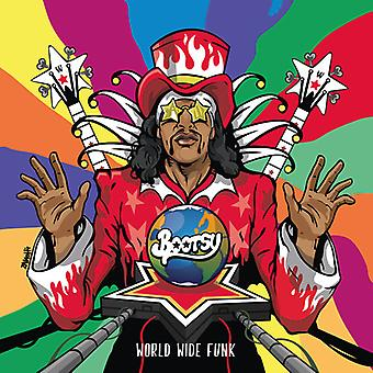 Collins*Bootsy - World Wide Funk [CD] USA import