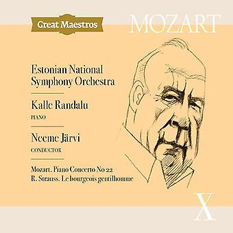 Piano Concerto 22 [CD] USA import