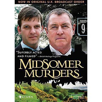 Midsomer Murders Serie 9 Neuauflage [DVD] USA import
