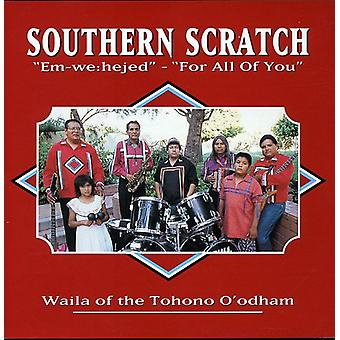 Southern Scratch - Em-We: Hejed (for All of You) [CD] USA import