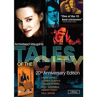 Tales of the City (20th Anniv) [DVD] USA import