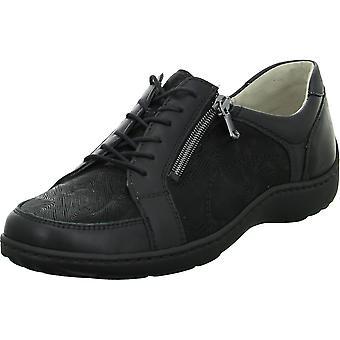 Waldläufer Henni 496042311001 universal toute l'année chaussures pour femmes