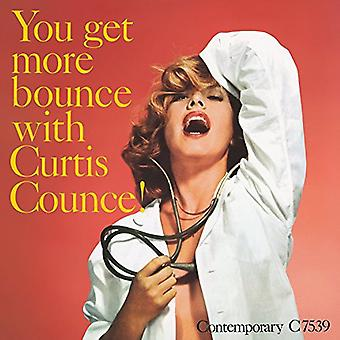 Curtis Counce - You Get More Bounce with Curtis Counce [Vinyl] USA import