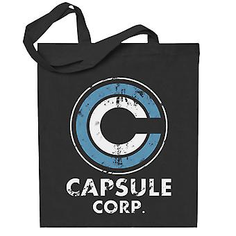 Capsule Vintage Witte Dragon Ball Z Totebag