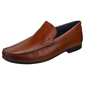 Ted Baker Lassil Mens Smart Shoes in Tan